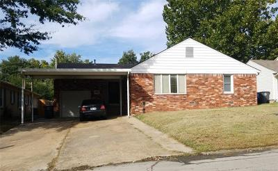 Tulsa Single Family Home For Sale: 4207 E 25th Street