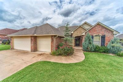 Yukon OK Single Family Home For Sale: $249,900