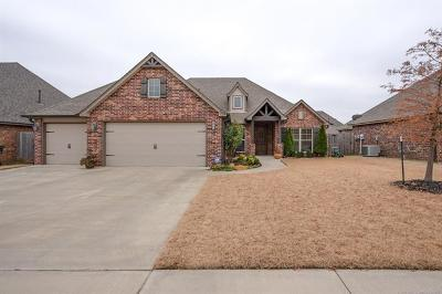 Owasso Single Family Home For Sale: 7508 E 83rd Street North