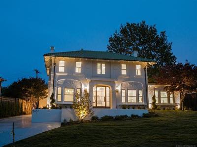 Tulsa Single Family Home For Sale: 2431 S Trenton Avenue