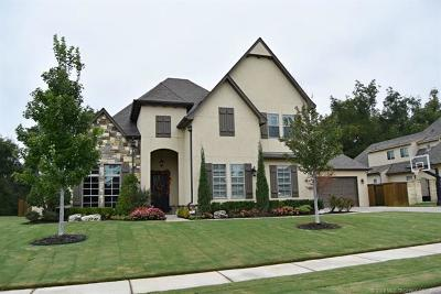Tulsa Single Family Home For Sale: 10740 S 93rd East Avenue
