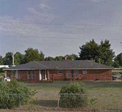 Skiatook Single Family Home For Sale: 6502 W Rogers Avenue