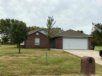 Collinsville Single Family Home For Sale: 11825 Gunsmoke Drive