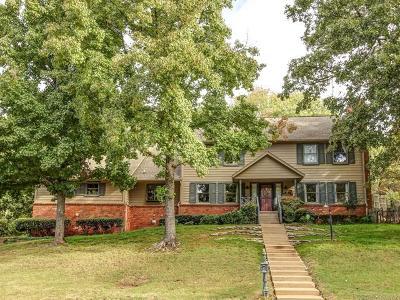 Tulsa Single Family Home For Sale: 5829 E 86th Street