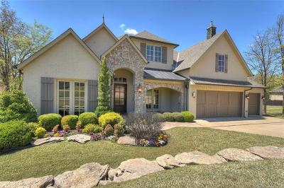 Jenks Single Family Home For Sale: 10624 S Nandina Court
