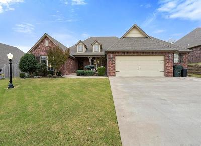 Claremore Single Family Home For Sale: 1705 Forest Hill Drive