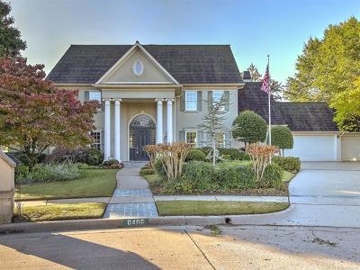 Broken Arrow Single Family Home For Sale: 8408 S 1st Street
