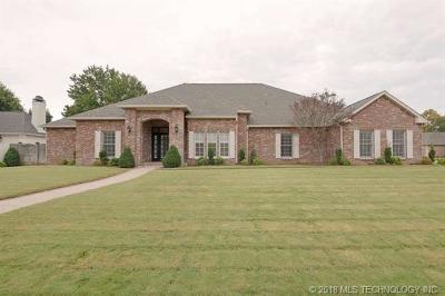 Tulsa Single Family Home For Sale: 5502 E 107th Place