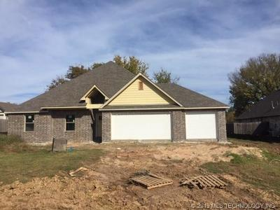 Claremore Single Family Home For Sale: 8035 E Tims Lane