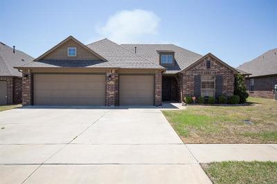 Owasso Single Family Home For Sale: 7610 E 83rd Place North
