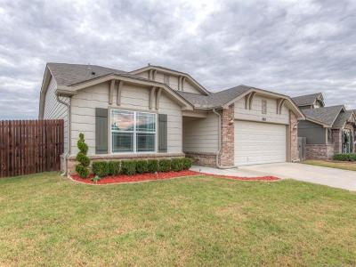 Jenks Single Family Home For Sale: 3913 W 104th Court S