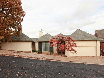 Tulsa Single Family Home For Sale: 7509 S Joplin Avenue