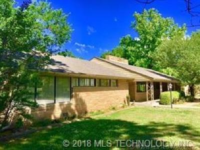 Ada OK Single Family Home For Sale: $234,900