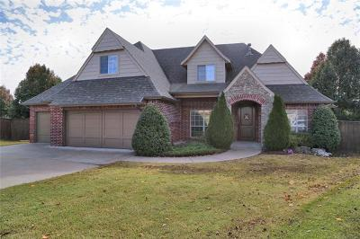 Bixby Single Family Home For Sale: 11291 S 72nd East Place