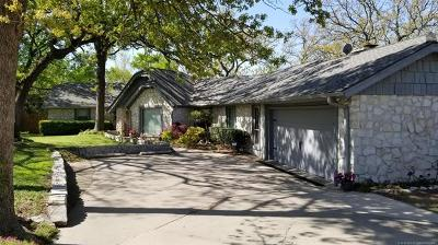 Ada Single Family Home For Sale: 2401 Foliage Drive
