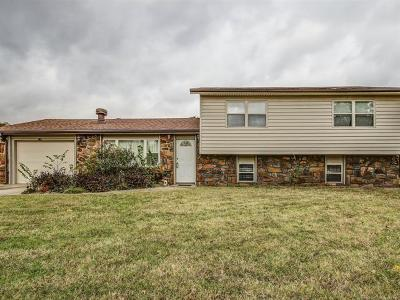 Mannford Single Family Home For Sale: 770 Gibson Place