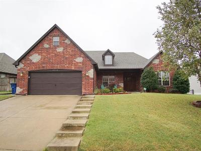 Bixby Single Family Home For Sale: 4518 E 141st Place S