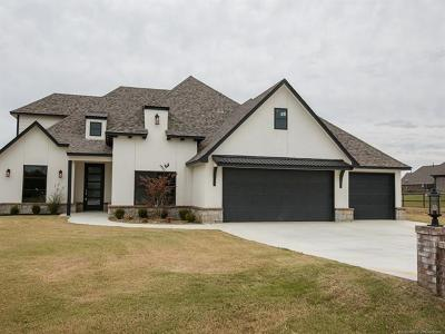 Collinsville Single Family Home For Sale: 6333 E 126th Street North