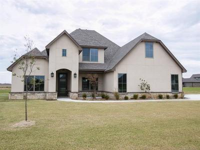 Collinsville Single Family Home For Sale: 6107 E 127th Street North