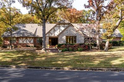 Tulsa Single Family Home For Sale: 7308 S College Avenue