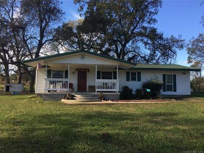Single Family Home For Sale: 21371 County Road 3
