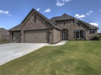 Owasso Single Family Home For Sale: 7701 E 82nd Street North