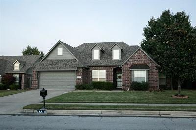 Bixby Single Family Home For Sale: 14219 S Toledo Avenue