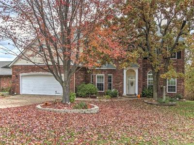 Sand Springs Single Family Home For Sale: 178 Osage Ridge Drive