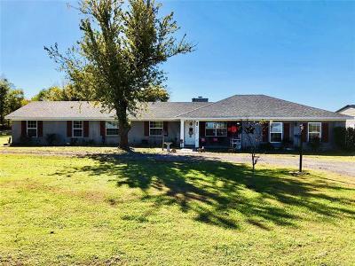 Bixby Single Family Home For Sale: 4002 E 171st Street S
