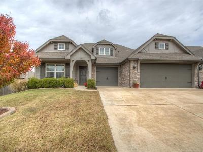 Bixby Single Family Home For Sale: 2123 E 132nd Place S