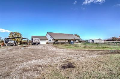 Nowata Single Family Home For Sale: 305 Nowata Rt 2 Road