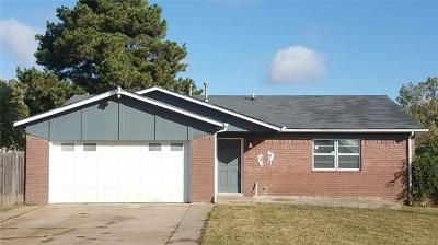 Osage County, Rogers County, Tulsa County, Wagoner County Single Family Home For Sale: 10615 E 113th Street North N
