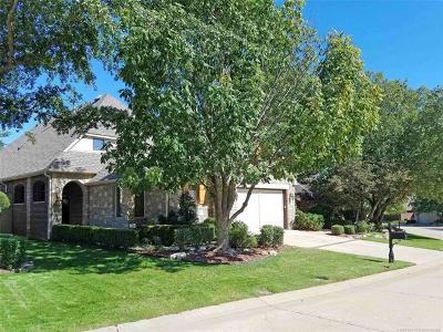 Broken Arrow Single Family Home For Sale: 5812 W Orlando Circle