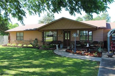 Poteau OK Single Family Home For Sale: $159,900