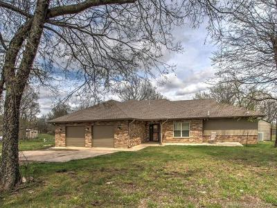 Nowata Single Family Home For Sale: 254 Rural Route 2 Road #B