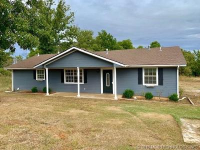Ada Single Family Home For Sale: 7400 State Highway 3w Highway
