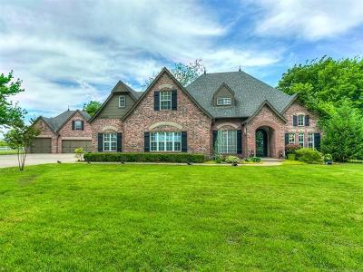 Broken Arrow Single Family Home For Sale: 8900 S Lynn Lane Road