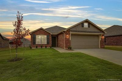 Bixby Single Family Home For Sale: 3542 E 143rd Court S