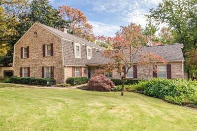 Tulsa Single Family Home For Sale: 2512 E 69th Street