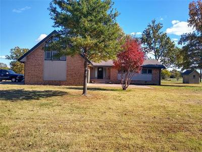 Owasso Single Family Home For Sale: 10543 N 127th East Avenue