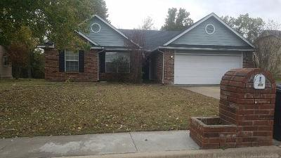 Coweta Single Family Home For Sale: 618 W Magnolia Street