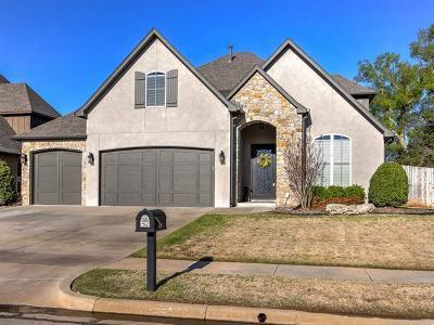 Tulsa Single Family Home For Sale: 4636 S 167th East Avenue