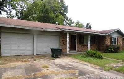 Sallisaw Single Family Home For Sale: 412 S Pecan Street