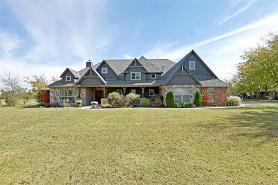 Bixby Single Family Home For Sale: 15907 S Braden Avenue