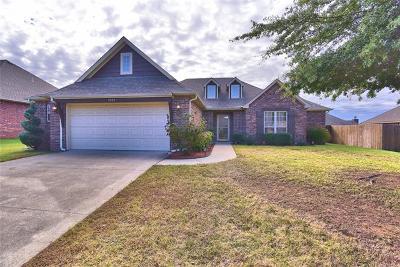 Glenpool Single Family Home For Sale: 1222 E 133rd Place