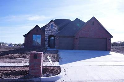 Owasso Single Family Home For Sale: 7604 E 81st Place North