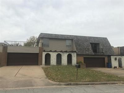Tulsa OK Rental For Rent: $1,000