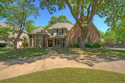 Tulsa Single Family Home For Sale: 5417 E 109th Street