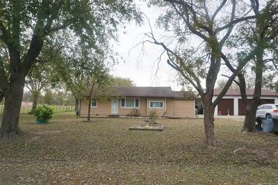 Okmulgee Single Family Home For Sale: 1100 N Madison Street