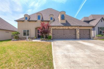 Tulsa Single Family Home For Sale: 16304 E 47th Place